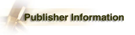 Publisher Information